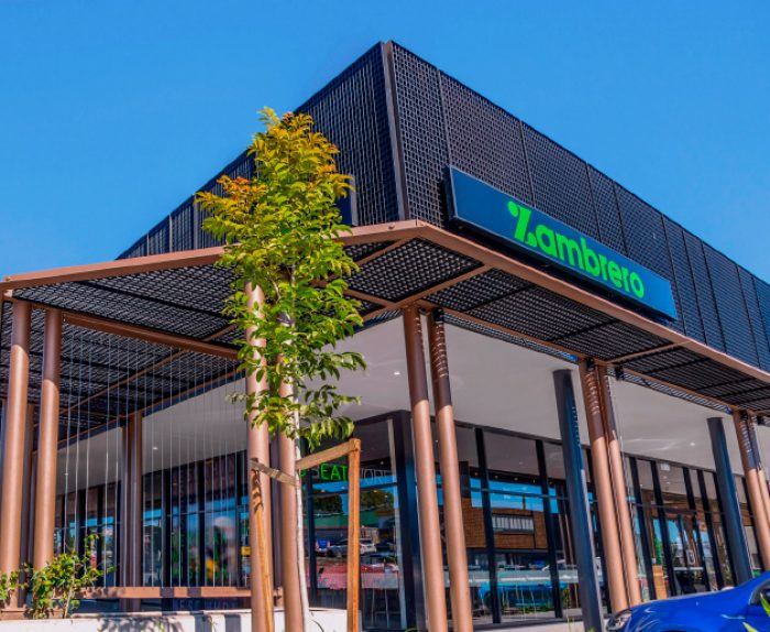 Aspley Central: now a vibrant hub.
