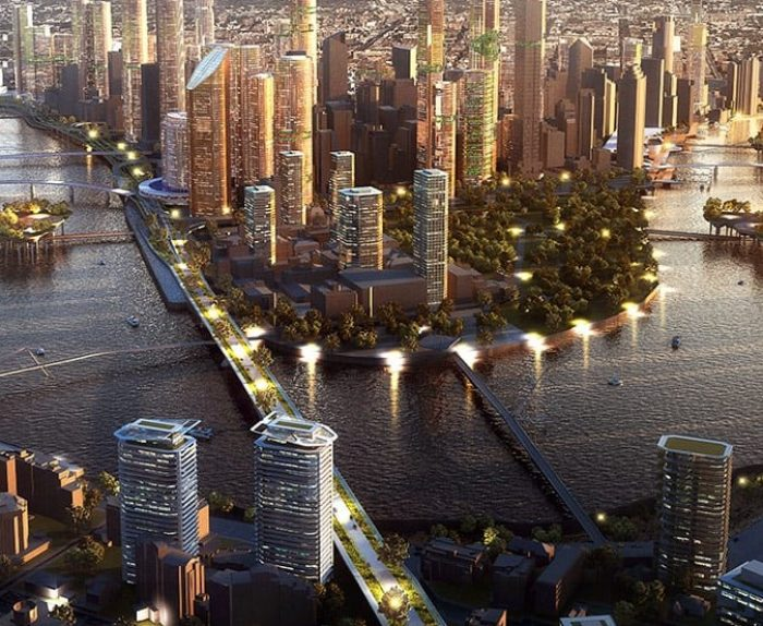 Brisbane 2025: These are the expansive builds that are transforming our city.